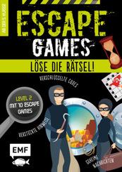 Escape Games - Löse die Rätsel!
