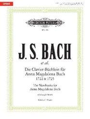 Die Clavier-Büchlein für Anna Magdalena Bach 1722 & 1725