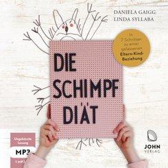 Die Schimpf-Diät, Audio-CD, MP3