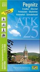 ATK25-E11 Pegnitz (Amtliche Topographische Karte 1:25000)