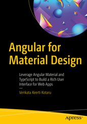 Angular for Material Design