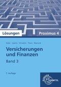 Versicherungen und Finanzen, Lösungen