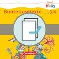 Deutsch PLUS, Grundschule: Bunte Lesetexte Lesehefte Stufe 3 und 4, 2 Hefte