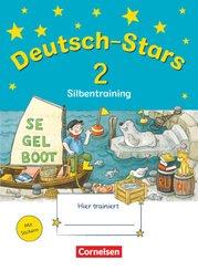 Deutsch-Stars - Allgemeine Ausgabe - 2. Schuljahr