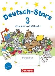 Deutsch-Stars - Allgemeine Ausgabe - 3. Schuljahr