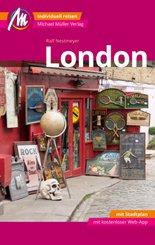 London MM-City Reiseführer Michael Müller Verlag, m. 1 Karte