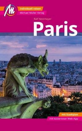 Paris MM-City Reiseführer Michael Müller Verlag