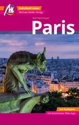 Paris MM-City Reiseführer Michael Müller Verlag, m. 1 Karte