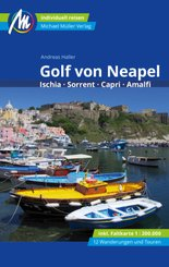 Golf von Neapel Reiseführer Michael Müller Verlag, m. 1 Karte
