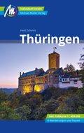 Thüringen Reiseführer Michael Müller Verlag, m. 1 Karte