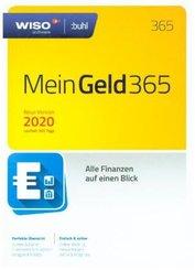 WISO Mein Geld 365, Version 2020, 1 DVD-ROM