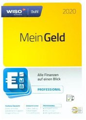 WISO Mein Geld Professional 2020, 1 DVD-ROM