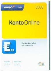 WISO Konto Online 2020, 1 DVD-ROM
