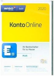 WISO Konto Online Plus 2020, 1 DVD-ROM