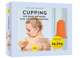Cupping-Set, m. Fasziencup