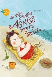 Die kleine Spinne Agnes macht Ferien