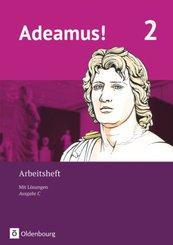 Adeamus! - Ausgabe C - Latein als 2. Fremdsprache - Band 2