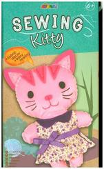 Tiere zum Selbernähen - Nähset - Sewing Kitty