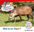 Lesestart mit Eberhart - Plattdeutsch: Wat is en Tapir?