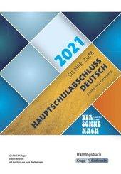 Sicher zum Hauptschulabschluss Deutsch Baden-Württemberg 2021