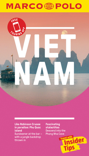 Vietnam Marco Polo Pocket Travel Guide 2019 - with pull out map