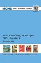 MICHEL Japan, Korea, Mongolei, GUS in Asien 2020