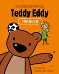 Das superheldenfantastische Teddy Eddy Malbuch