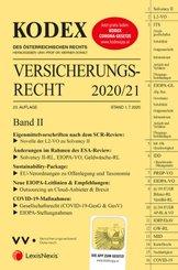 KODEX Versicherungsrecht Band II 2020/21