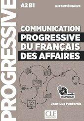 Communication progressive du français des affaires, Niveau intermédiaire, Audio-CD