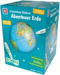 "Columbus Globen: BOOKii® WAS IST WAS Columbus Globus ""Abenteuer Erde"", Starter-Set"