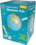 """Columbus Globen: BOOKii WAS IST WAS Columbus Globus """"Abenteuer Erde"""""""