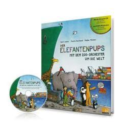 Der Elefantenpups, m. Audio-CD und Poster