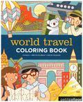 Malbuch Weltreise