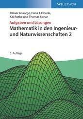 Mathematik in den Ingenieur- und Naturwissenschaften - Bd.2