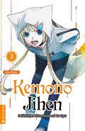 Kemono Jihen - Gefährlichen Phänomenen auf der Spur - Bd.3