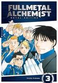 Fullmetal Alchemist, Metal Edition - Bd.3