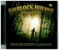Sherlock Holmes Chronicles - Der einsame Radfahrer, 1 Audio-CD