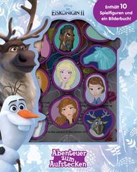 Eiskönigin 2, Abenteuer zum Aufstecken