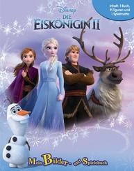 Eiskönigin 2, Spiel- u. Beschäftigungsbuch
