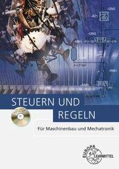 Steuern und Regeln, m. CD-ROM