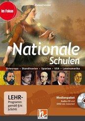 Nationale Schulen, Medienpaket, Audio-CD + DVD-ROM