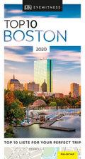 DK Eyewitness Top 10 Travel Guide Boston 2020