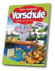Mein Lernbuch Vorschule - Spielen & Beschäftigen