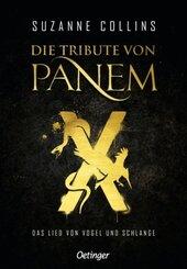 Die Tribute von Panem - Das Lied von Vogel und Schlange