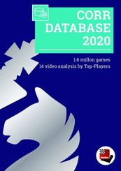 CORR Database 2020, DVD-ROM
