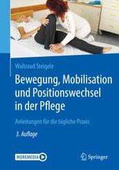 Bewegung, Mobilisation und Positionswechsel in der Pflege