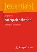 Kategorientheorie
