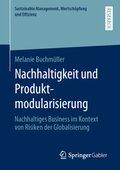Nachhaltigkeit und Produktmodularisierung