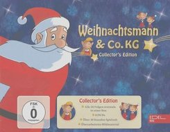 Weihnachtsmann & Co.KG, 8 DVD (Collector's Edition)