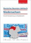 Deutsches Beamten-Jahrbuch Niedersachsen 2020
